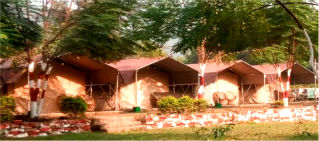 Rishikesh Luxury Camp