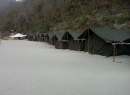 Rishikesh Beach Camping 1 N 2 D Package